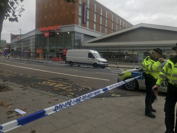 Sainsbury's staff 'sent home traumatised' after boy, 15, stabbed to death outside