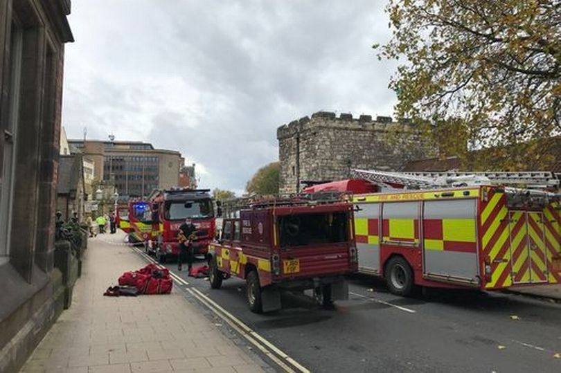 River Ouse: Huge search underway after woman falls from bridge into water