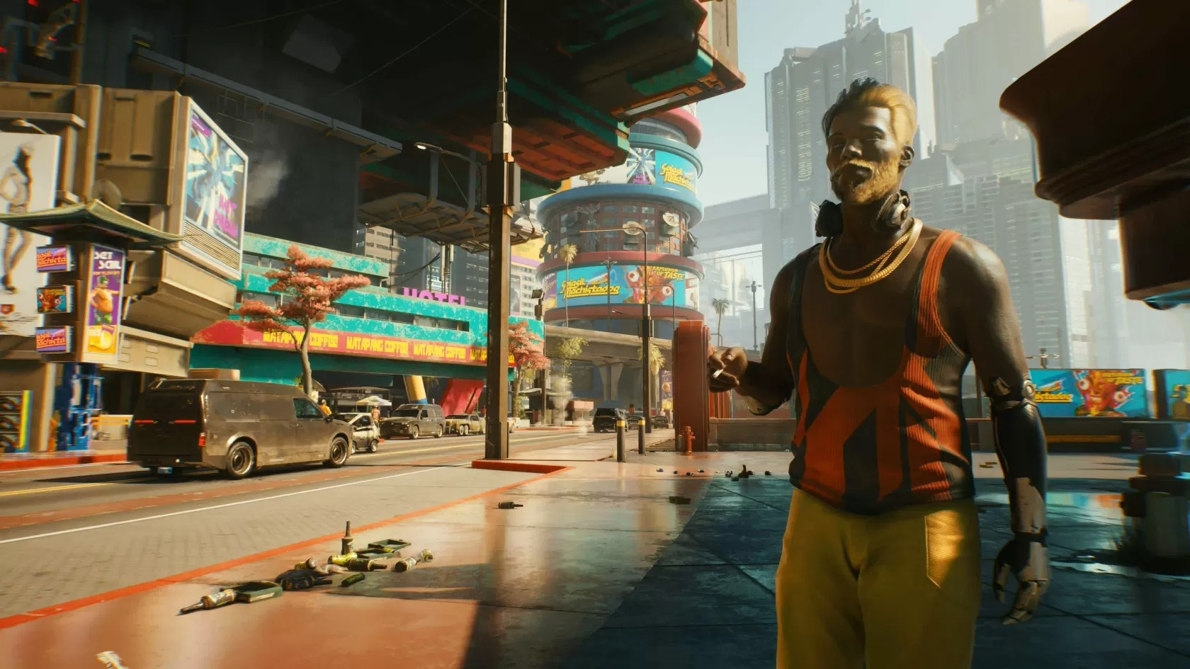 Cyberpunk 2077 was ready to go on PC and next-gen, but current-gen consoles delayed release